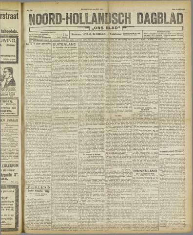 Ons Blad : katholiek nieuwsblad voor N-H 1921-07-14