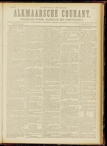 Alkmaarsche Courant 1919-02-19