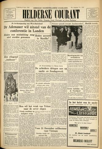 Heldersche Courant 1954-09-08