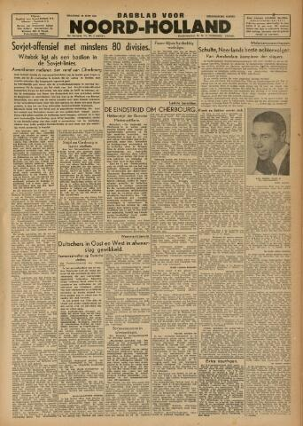 Heldersche Courant 1944-06-26