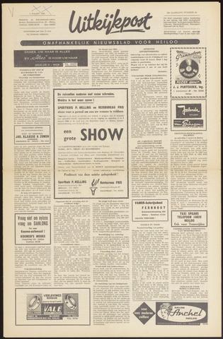 Uitkijkpost : nieuwsblad voor Heiloo e.o. 1966-03-03