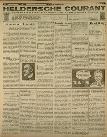 Heldersche Courant 1935-08-31