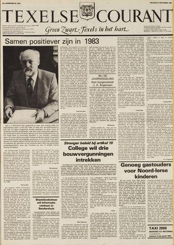 Texelsche Courant 1982-12-31