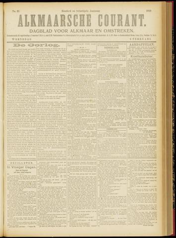 Alkmaarsche Courant 1918-02-06