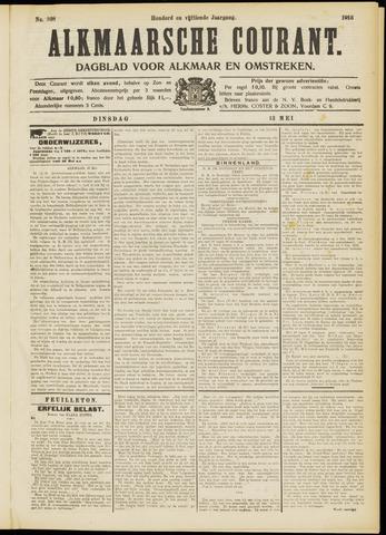 Alkmaarsche Courant 1913-05-13