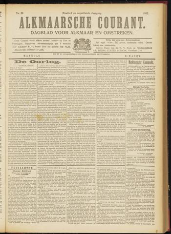 Alkmaarsche Courant 1917-03-19