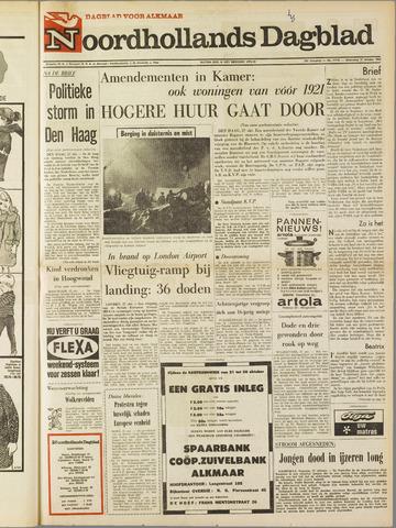 Noordhollands Dagblad : dagblad voor Alkmaar en omgeving 1965-10-27