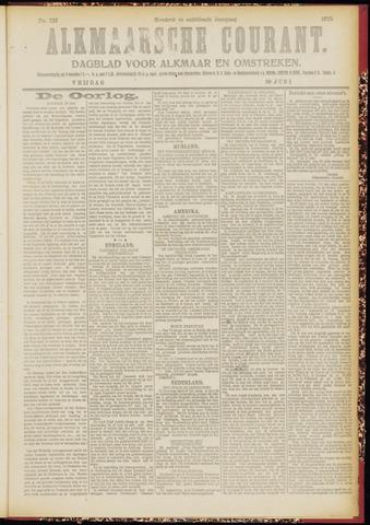 Alkmaarsche Courant 1916-06-30