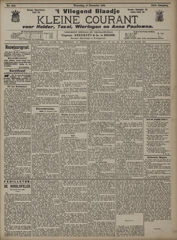 Vliegend blaadje : nieuws- en advertentiebode voor Den Helder 1906-12-19