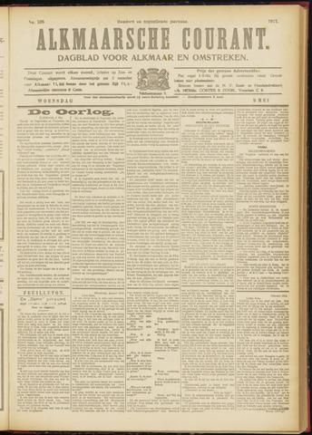 Alkmaarsche Courant 1917-05-09