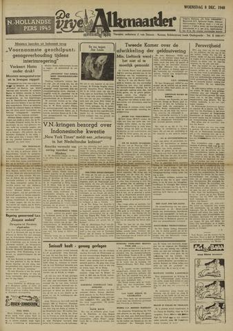 De Vrije Alkmaarder 1948-12-08