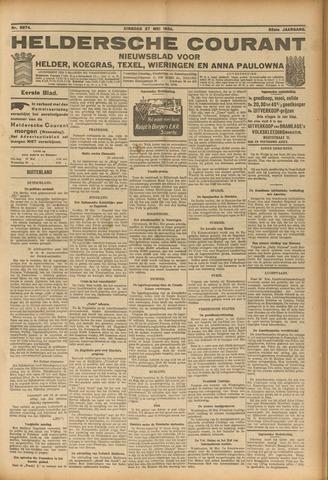 Heldersche Courant 1924-05-27