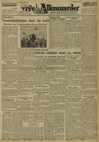 De Vrije Alkmaarder 1946-04-27