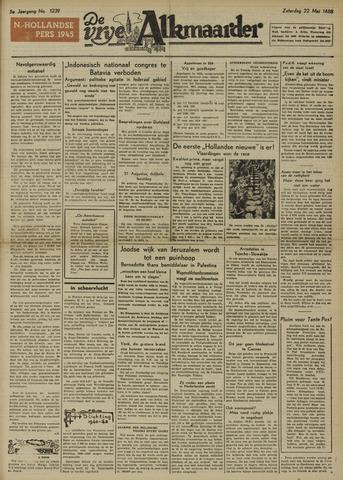 De Vrije Alkmaarder 1948-05-22