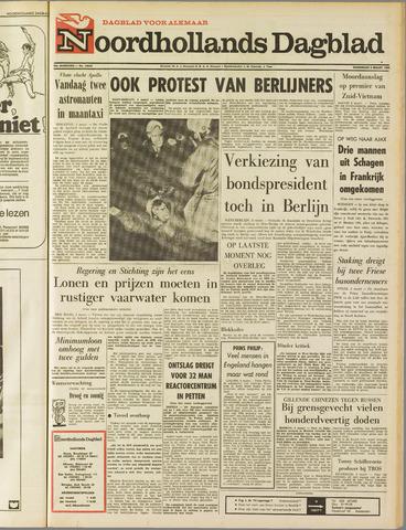 Noordhollands Dagblad : dagblad voor Alkmaar en omgeving 1969-03-05