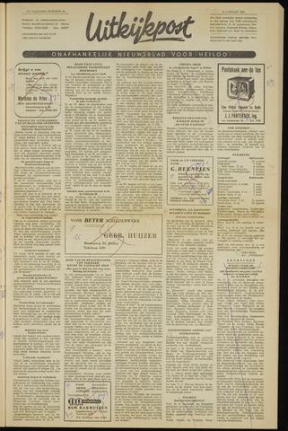 Uitkijkpost : nieuwsblad voor Heiloo e.o. 1961-01-12