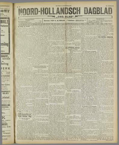 Ons Blad : katholiek nieuwsblad voor N-H 1921-09-12