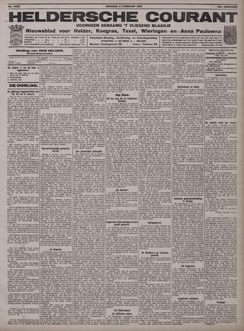 Heldersche Courant 1915-02-02