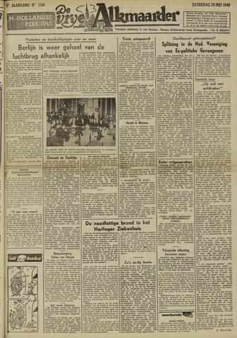 De Vrije Alkmaarder 1949-05-28