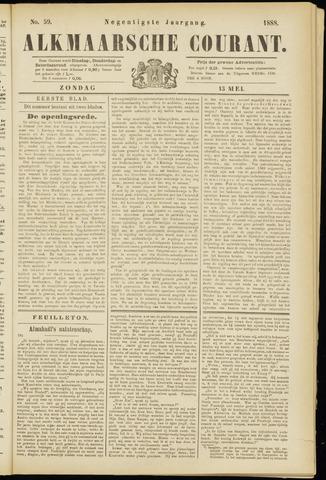 Alkmaarsche Courant 1888-05-13