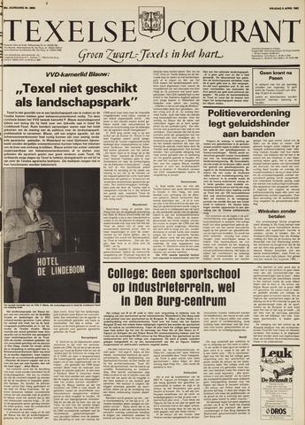 Texelsche Courant 1982-04-09