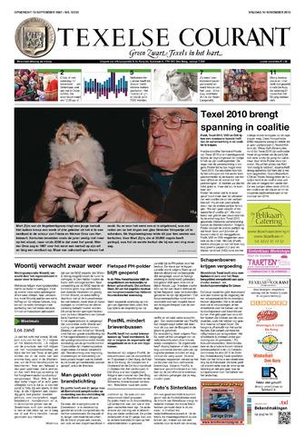 Texelsche Courant 2012-11-16