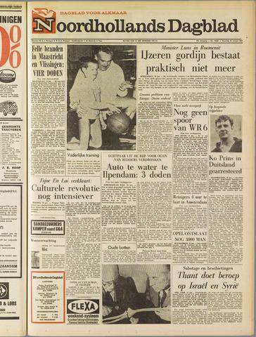 Noordhollands Dagblad : dagblad voor Alkmaar en omgeving 1967-01-16