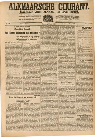 Alkmaarsche Courant 1934-06-04