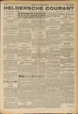 Heldersche Courant 1929-10-17