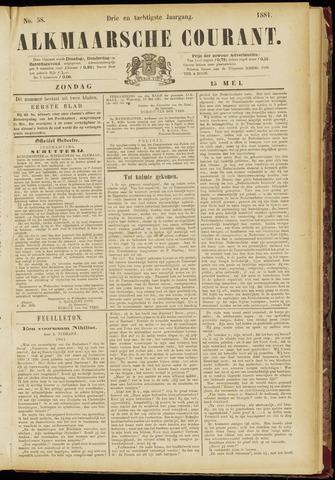 Alkmaarsche Courant 1881-05-15
