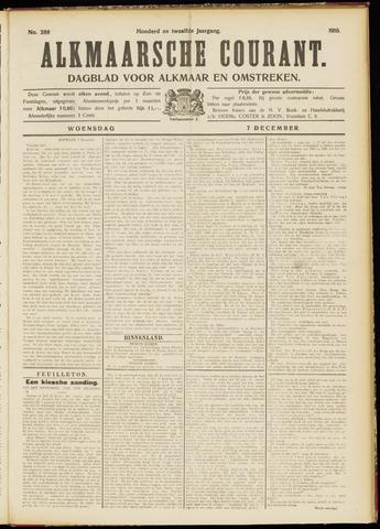 Alkmaarsche Courant 1910-12-07
