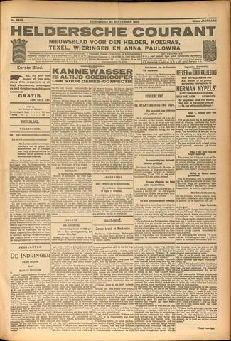 Heldersche Courant 1928-09-20