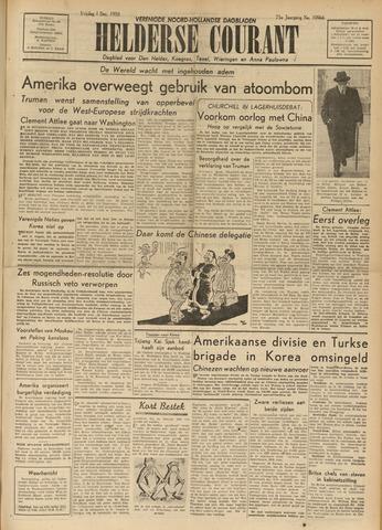 Heldersche Courant 1950-12-01
