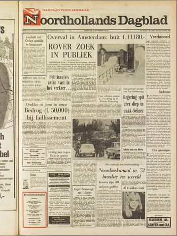 Noordhollands Dagblad : dagblad voor Alkmaar en omgeving 1967-10-28