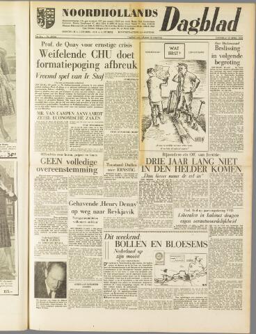 Noordhollands Dagblad : dagblad voor Alkmaar en omgeving 1959-04-18