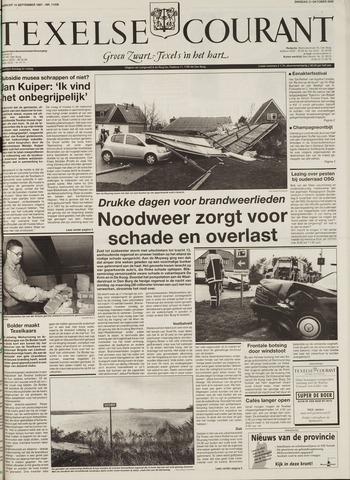 Texelsche Courant 2000-10-31
