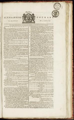 Alkmaarsche Courant 1830-01-04