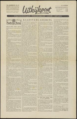Uitkijkpost : nieuwsblad voor Heiloo e.o. 1952-06-06