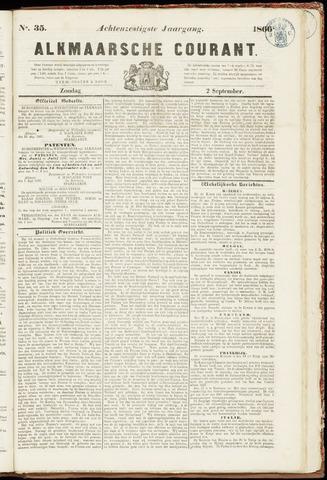 Alkmaarsche Courant 1866-09-02