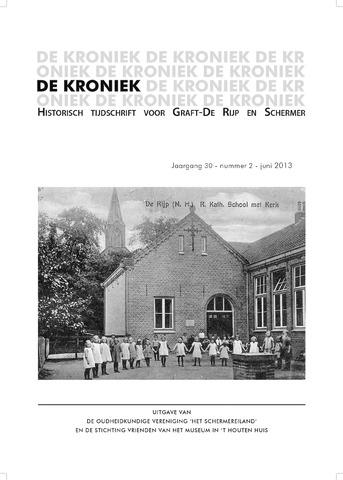 De Kroniek : Graft-de Rijp en Schermer 2013-06-01