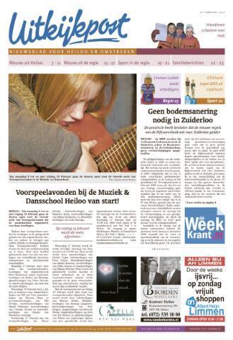 Uitkijkpost : nieuwsblad voor Heiloo e.o. 2010-02-10