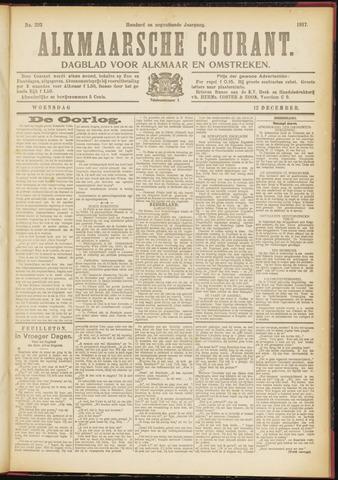 Alkmaarsche Courant 1917-12-12
