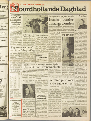 Noordhollands Dagblad : dagblad voor Alkmaar en omgeving 1964-08-14