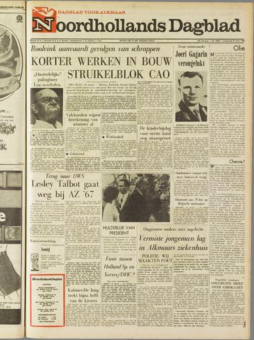 Noordhollands Dagblad : dagblad voor Alkmaar en omgeving 1968-03-28
