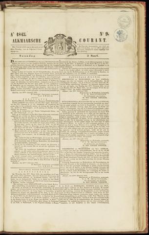 Alkmaarsche Courant 1845-03-03