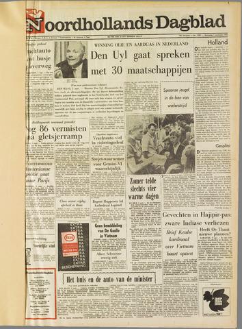 Noordhollands Dagblad : dagblad voor Alkmaar en omgeving 1965-09-01