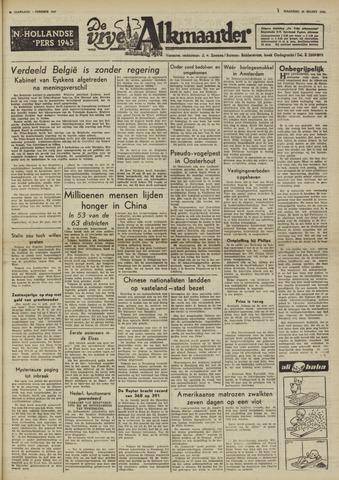 De Vrije Alkmaarder 1950-03-20