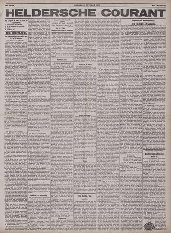 Heldersche Courant 1915-10-12