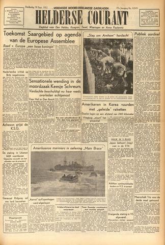 Heldersche Courant 1952-09-18