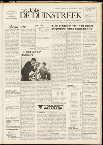 De Duinstreek 1968-08-22
